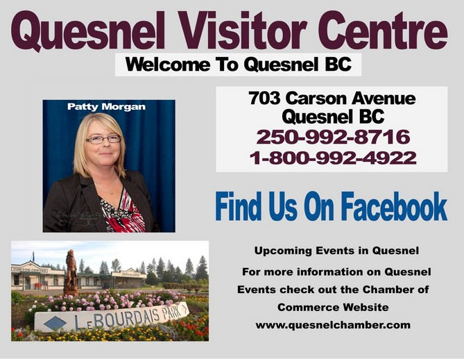 Quesnel-Visitor