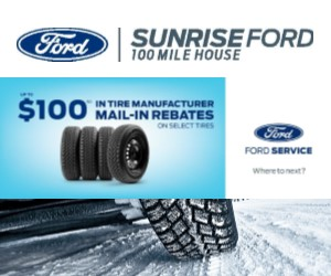Sunrise Ford Sales Ltd Roadside Report with Bev Fry Oct 2 2018
