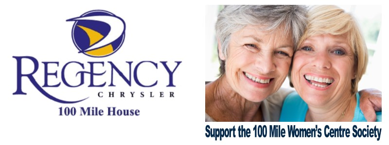 Help Support 100 Mile Women's Centre Society