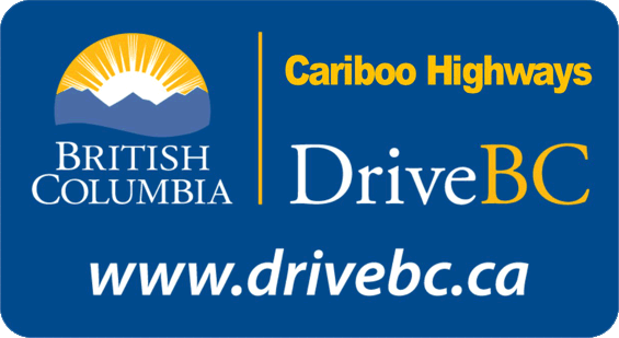 Cariboo Drive BC Highways, Freeways, Roads, Streets