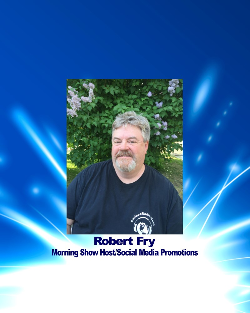 Robert Fry, Cariboo Radio Owner and Co-President