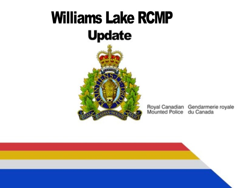 30 year old male in hospital with multiple stab wounds. Williams Lake RCMP