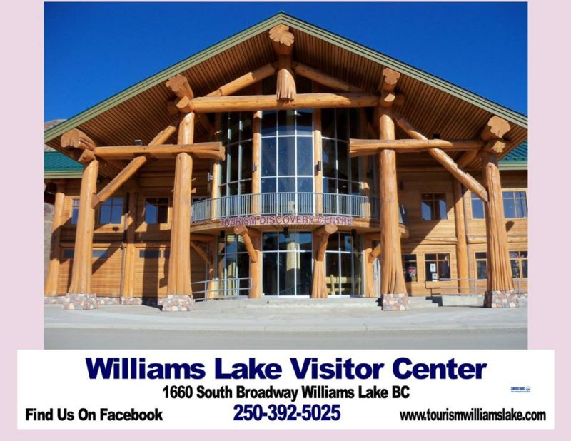 Williams Lake and surrounding area events May 10th to May 16th 2019