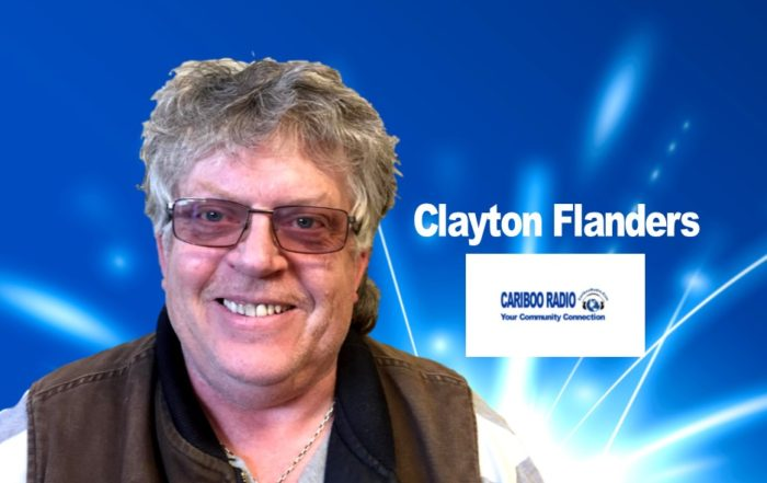 Clayton Flanders Cariboo Radio