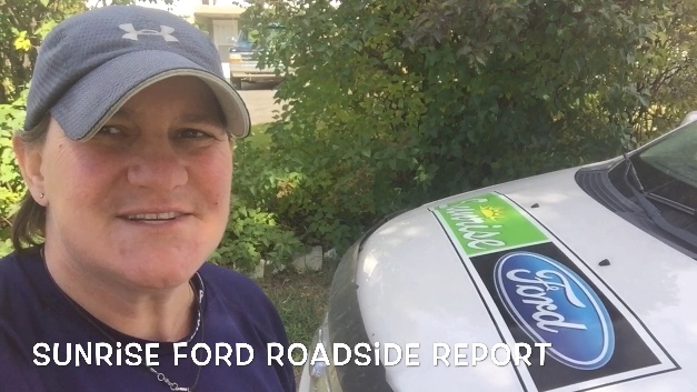 Sunrise Ford Roadside Report with Bev Fry Sept. 20th 2018