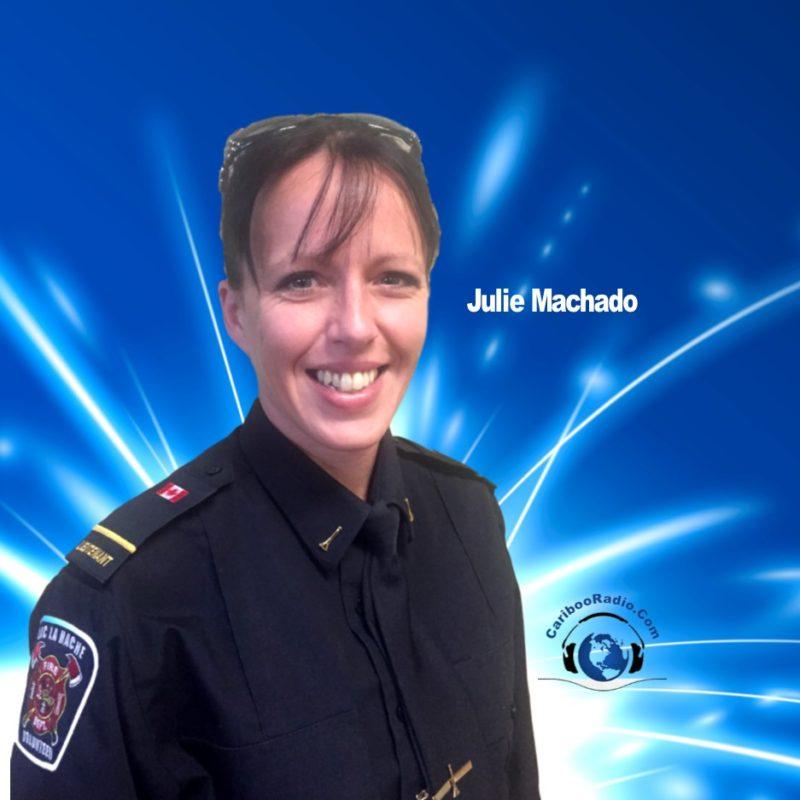 Julie Machado Cariboo Radio