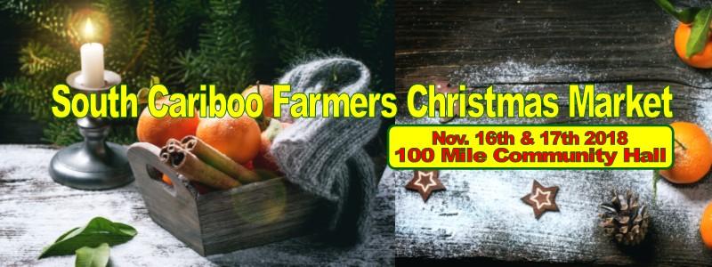 South Cariboo Farmers Christmas Market