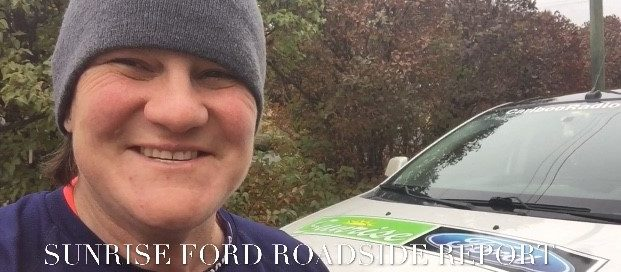Sunrise Ford Sales Ltd. Roadside Report with Bev Fry Oct. 9th 2018