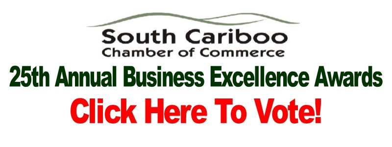 25th Annual South Cariboo Chamber of Commerce Business Excellence Awards