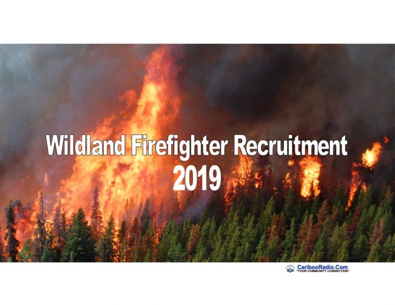 Wildland Firefighter Recruitment 2019