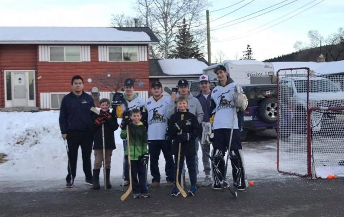 District of 100 Mile House NOT enforcing the no street hockey bylaw that's been in place for years