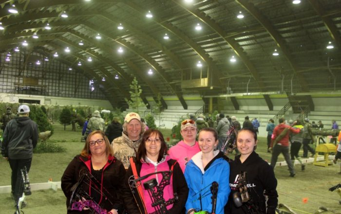 Big Horn Archery 3D Indoor Shoot A Big Success