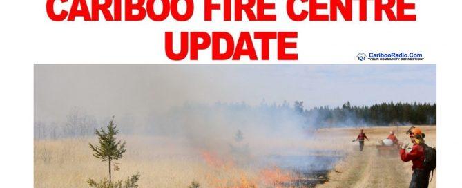 Prescribed burns to help restore Cariboo grasslands. Cariboo Fire Centre