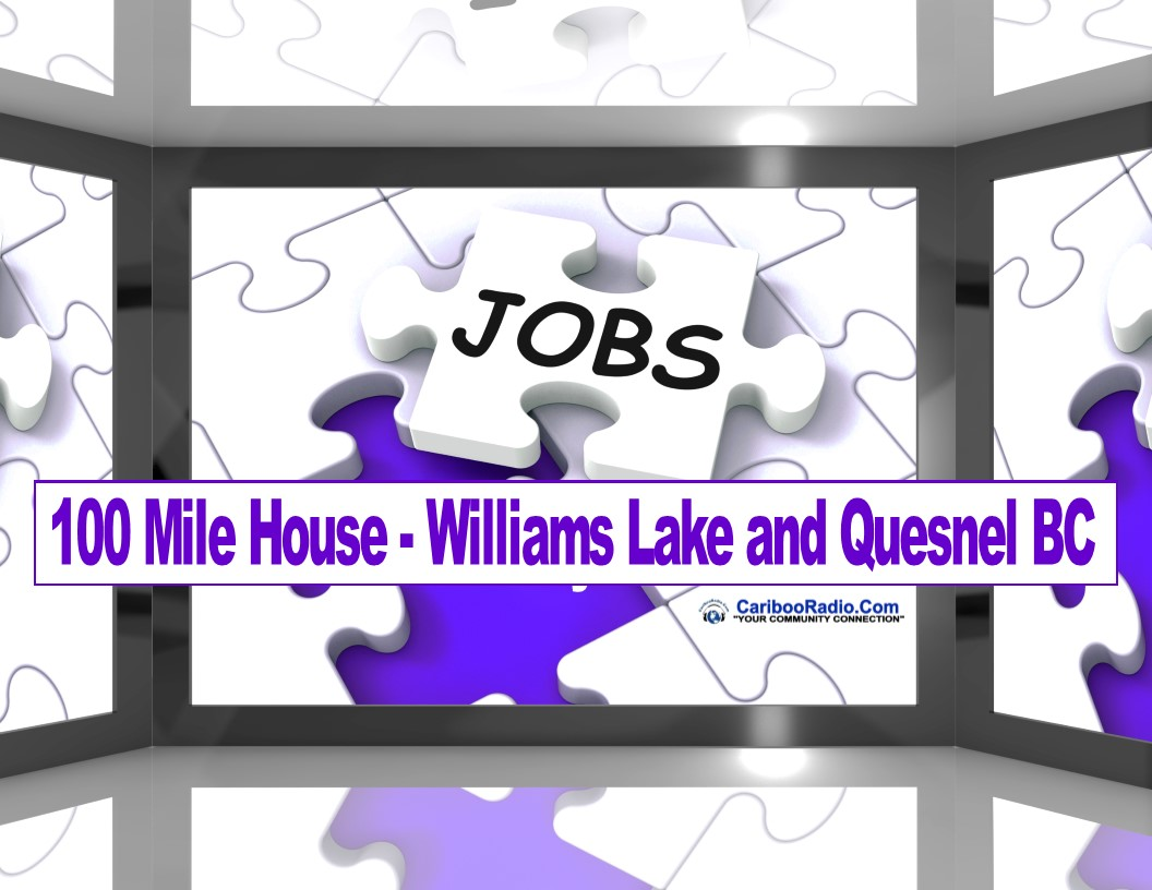 Jobs in quesnel bc
