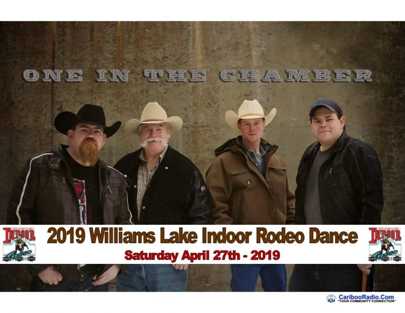 Williams Lake and surrounding area events April 5th to April 11th 2019